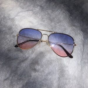 Ombré sun glasses